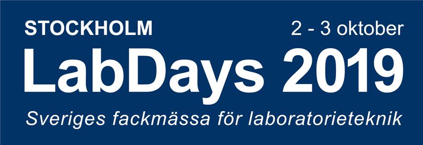 Claralab ställer ut på Swedish LabDays 2019!