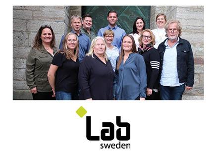 LAB Analytical, LAB Diagnostics, LAB Noax och LAB Sweden går samman under namnet LAB Sweden